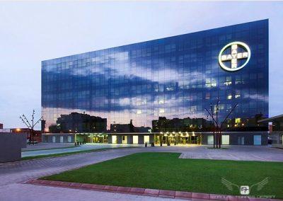 2014 / Corporativo Bayer, oficinas Nuevo Polanco, CDMX.